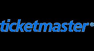 Voorbeeld Bedrukte invi webcamcover Ticketmaster met logo