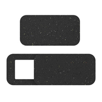 Duurzame webcamcover